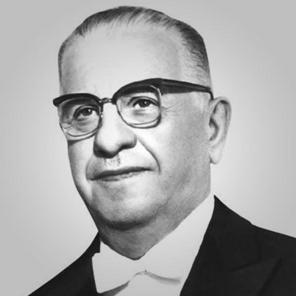 Cevdet Sunay. Türkiye Cumhuriyeti 5. Cumhurbaşkanı. 28 Mart 1966 - 28 Mart 1973