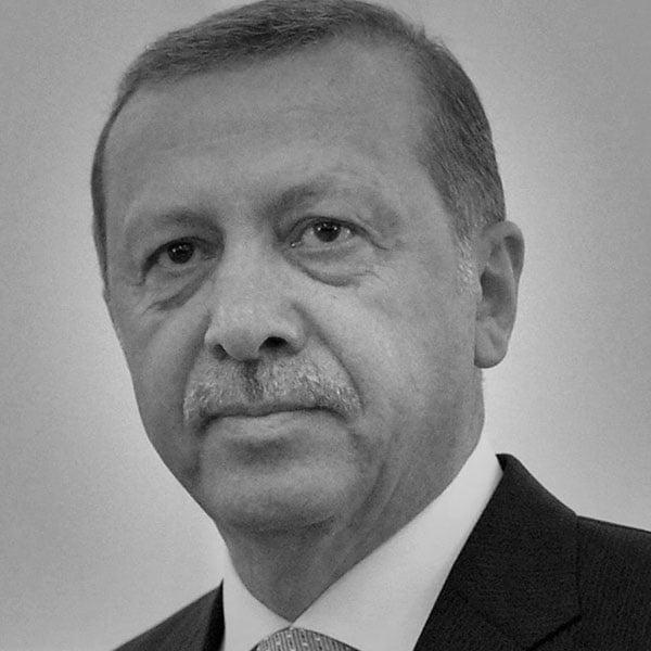 Recep Tayyip Erdoğan. Türkiye Cumhuriyeti 12. Cumhurbaşkanı. 10 Ağustos 2014 -